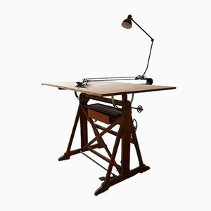 Italian Adjustable Architect's Desk