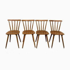 Scandinavian Dining Chairs, 1960s, Set of 20