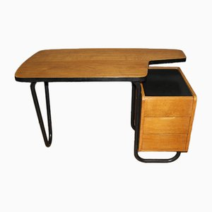 Freiform Büro Schreibtisch, 1950er