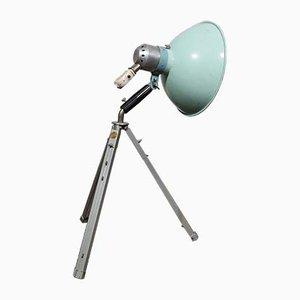 Industrielle Mid-Century Bauhaus Stehlampe