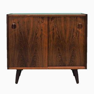 Mid-Century Danish Rosewood Cabinet, 1960s