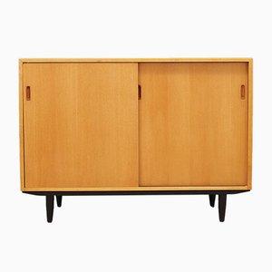 Mid-Century Danish Ash Cabinet, 1960s