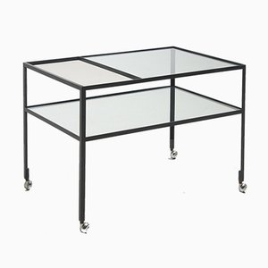 Mid-Century Trolley by Herbert Hirche for Rosenthal