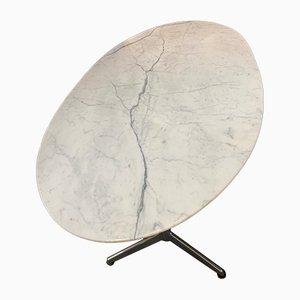 Tavolo da pranzo in marmo di Florence Knoll Bassett per Knoll Inc. / Knoll International, anni '70