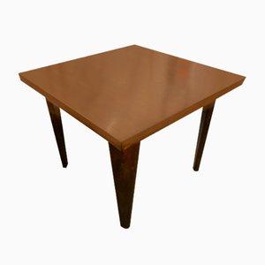 Tavolo da pranzo in legno di Le Corbusier e Pierre Jeanneret, anni '50