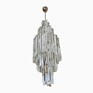 Chandelier by Paolo Venini for Venini, 1980s