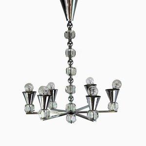 Vintage Art Deco Ceiling Lamp