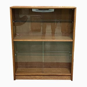 English Teak Showcase from Gibbs, 1970s