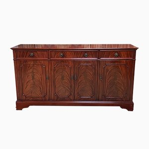 English Mahogany Sideboard, 1950s