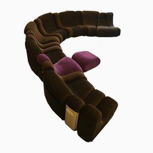 Pillo Sofa by Burkhard Vogtherr for Rosenthal, 1970s