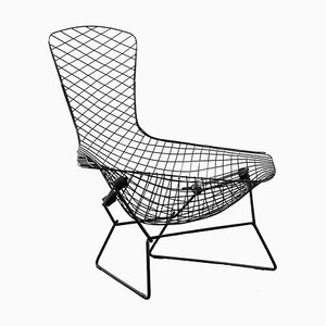 Poltrona Bird di Harry Bertoia per Knoll Inc. / Knoll International, anni '60