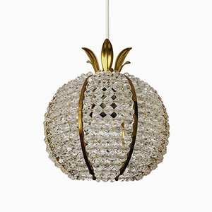 Pineapple-Shaped Pendant Lamp by Emil Stejnar for Rupert Nicholl, 1960s