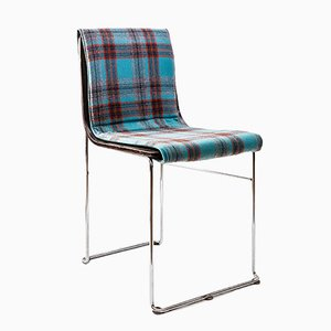 Tartan Chairs from MIA, Set of 8