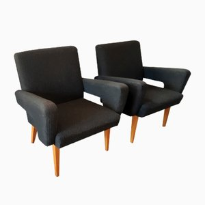 Mid-Century Armchairs from Jitona, 1960s, Set of 2