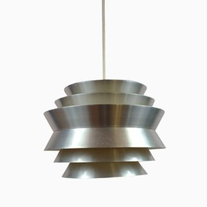 Mid-Century Trava Ceiling Lamp by Carl Thore / Sigurd Lindkvist for Granhaga Metallindustri