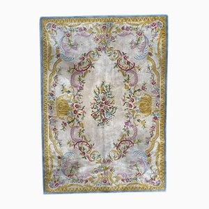 Vintage Teppich im Savonnerie Stil, 1980er