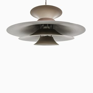 Radius I Ceiling Lamp by Erik Balslev for Fog & Mørup, 1950s
