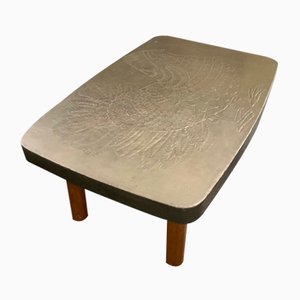 Byblos Coffee Table by Roger Capron, 1960s