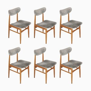Dining Chairs by Peter Hvidt & Orla Mølgaard-Nielsen, 1950s, Set of 6