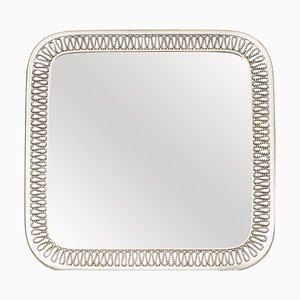 Swedish Table Mirror by Estrid Ericson for Svenskt Tenn, 1950s