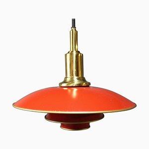 Lámpara colgante PH3 / 2 modelo Anniversary de Poul Henningsen para Louis Poulsen, años 90
