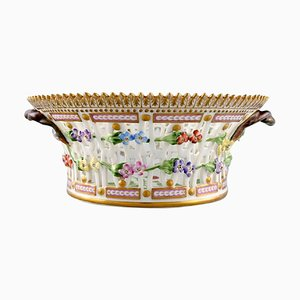 Royal Copenhagen Flora Danica Fruit Bowl in Porcelain Model No 20/3534
