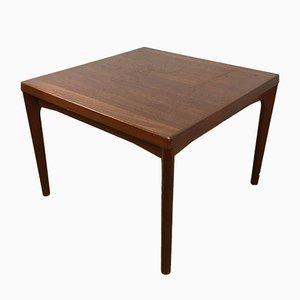 Table Basse en Teck de Henning Kjaernulf, 1970s