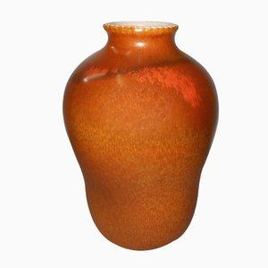 Mid Century Keramik Vase von Giovanni Gariboldi für Richard-Ginori, 1952