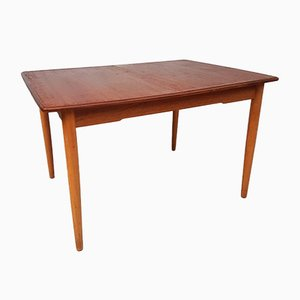 Mid-Century Norwegian Teak Dining Table
