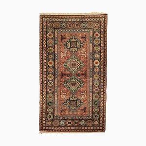 Turkish Wool Kazak Carpet, 1960s