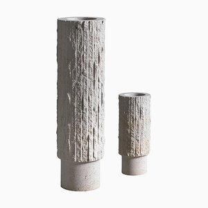 Vases Fidèle par Frederic Saulou, Set de 2