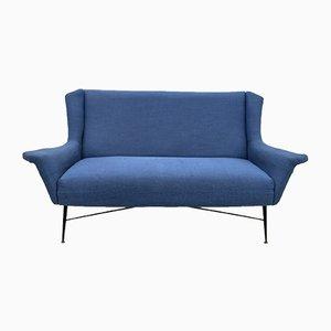 Mid-Century Modern Sofa von Gigi Radice für Minotti, 1950er