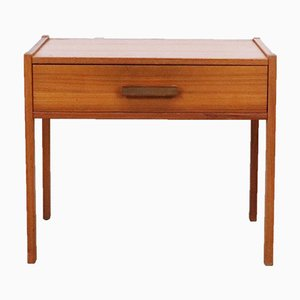 Swedish Teak Nightstand, 1960s