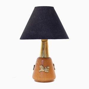 Tischlampe von ASEA, 1950er