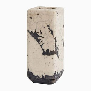 Vintage Raku Keramikvase
