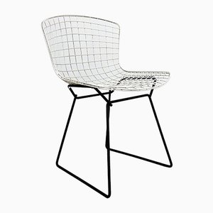 Wire Dining Chair by Harry Bertoia for Knoll Inc. / Knoll International, 1950s