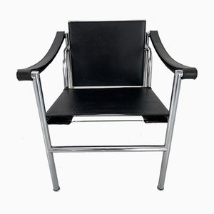 LC1 Armchair by Le Corbusier for Cassina, 1960s