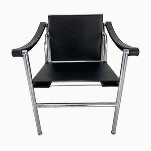 LC1 Armlehnstuhl von Le Corbusier für Cassina, 1960er
