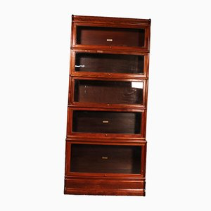 English Stacking Bookcase in Mahogany from Globe Wernicke