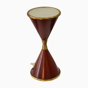 Modell Hourglass Tischlampe von Angelo Lelli für Arredoluce, 1960er