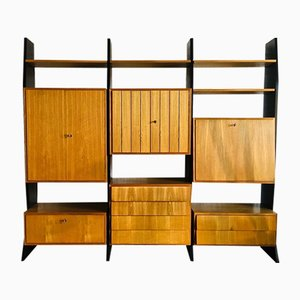 Modular Shelving Unit by Erich Stratmann, 1950s