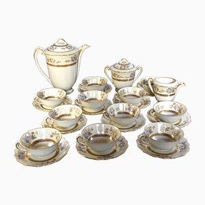 Vintage Tee / Kaffee Set von Lucien Michelaud für Lucien Michelaud, 25er Set