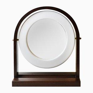 Specchio SP63 con cerniere di Ettore Sottsass per Poltronova, anni '60