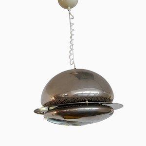 Lampe à Suspension Nictea Vintage par Afra et Tobia Scarpa pour Flos, 1960s