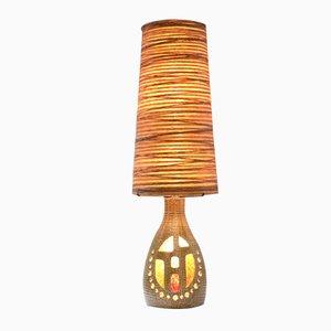 Lámpara de mesa grande de Accolay, años 60