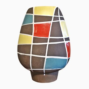 Castle Mountain Cuba Vase from Schlossberg Keramik, 1950s