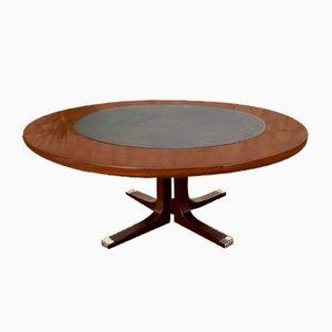 Tavolo da pranzo in palissandro di AG Barcelona, anni '60