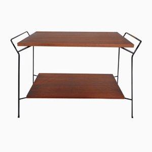 Table d'Appoint en Teck, Danemark, 1960s