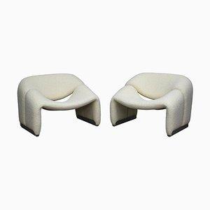 F598 Groovy Sessel von Pierre Paulin für Artifort, 1970er