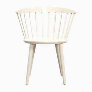 White Bar Chair by Lena Larsson for Nesto / Nassjo Stolefabrik, 1960s